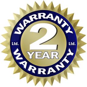 Acroprint 2 Year Warranty