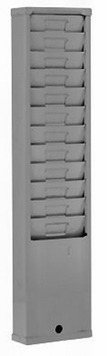 Time Card Rack 12 Capacity