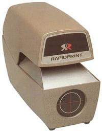 RapidPrint AN-E Numbering Stamp