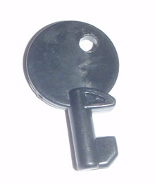 Lathem 1000E/1500E/900E Replacement Key