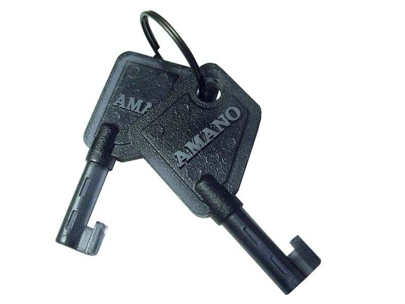 Amano Replacement Key (Plastic)