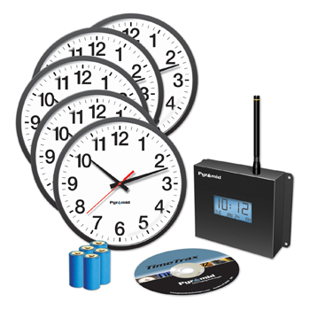 Pyramid Clocks In A Box Analog Bundle