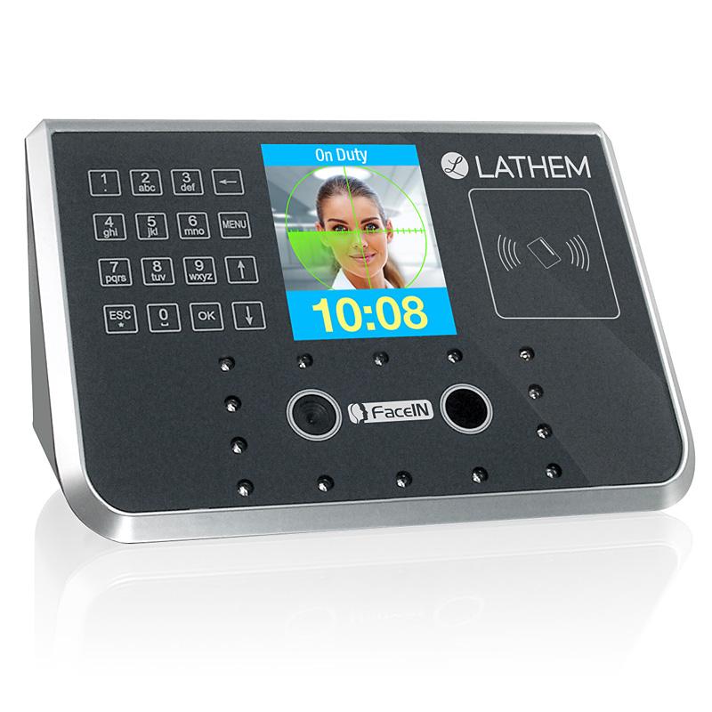 Lathem FR700 FaceIN™ Time & Attendance System