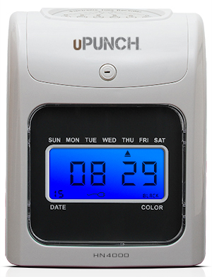 uPunch HN4000 Calculating Time Clock