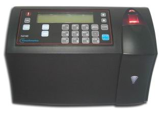 Time America TA745 Biometric Terminal (No Software)