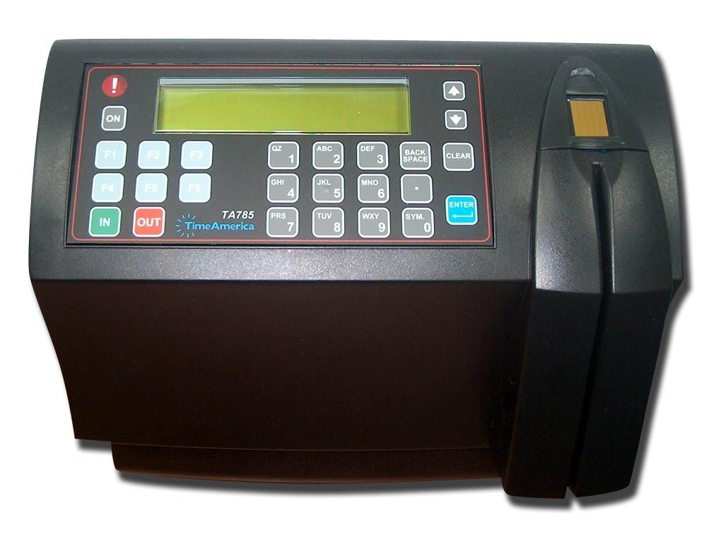Time America TA785 Data Terminal