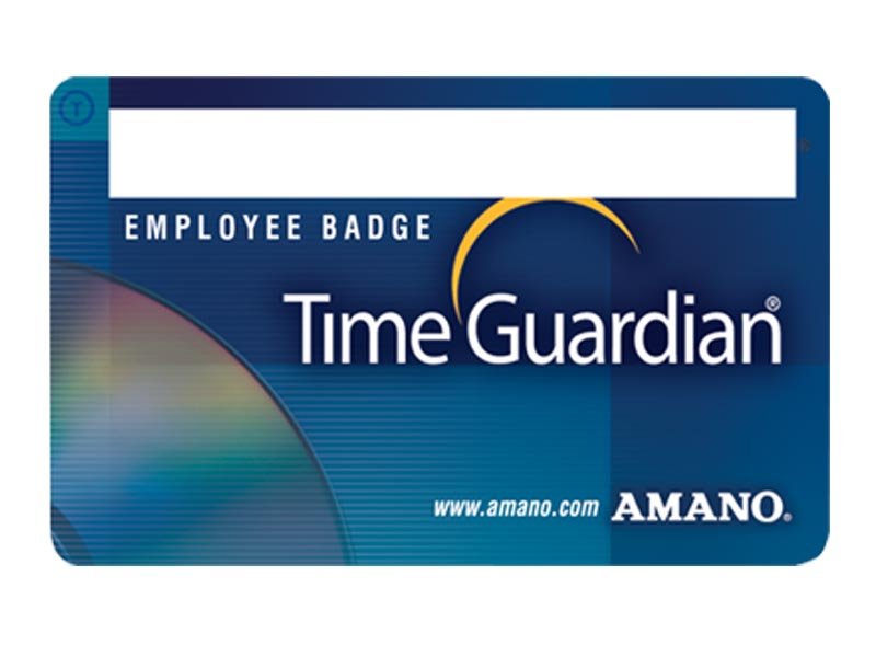 Amano Time Guardian Mag Stripe Badges (101-150) - AMX-410000