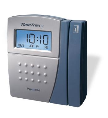 Pyramid TimeTrax EZ Ethernet System