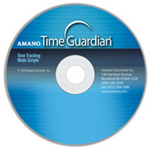 Amano Time Guardian Upgrade 5.0 to 5.2