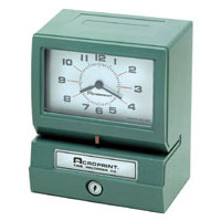 Acroprint 150 Heavy Duty Time Clock