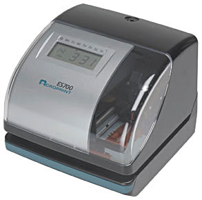 Acroprint ES700 Time Recorder & Document Stamp