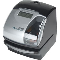 Acroprint ES900 Time Recorder & Document Stamp