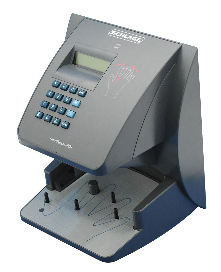HandPunch HP-2000