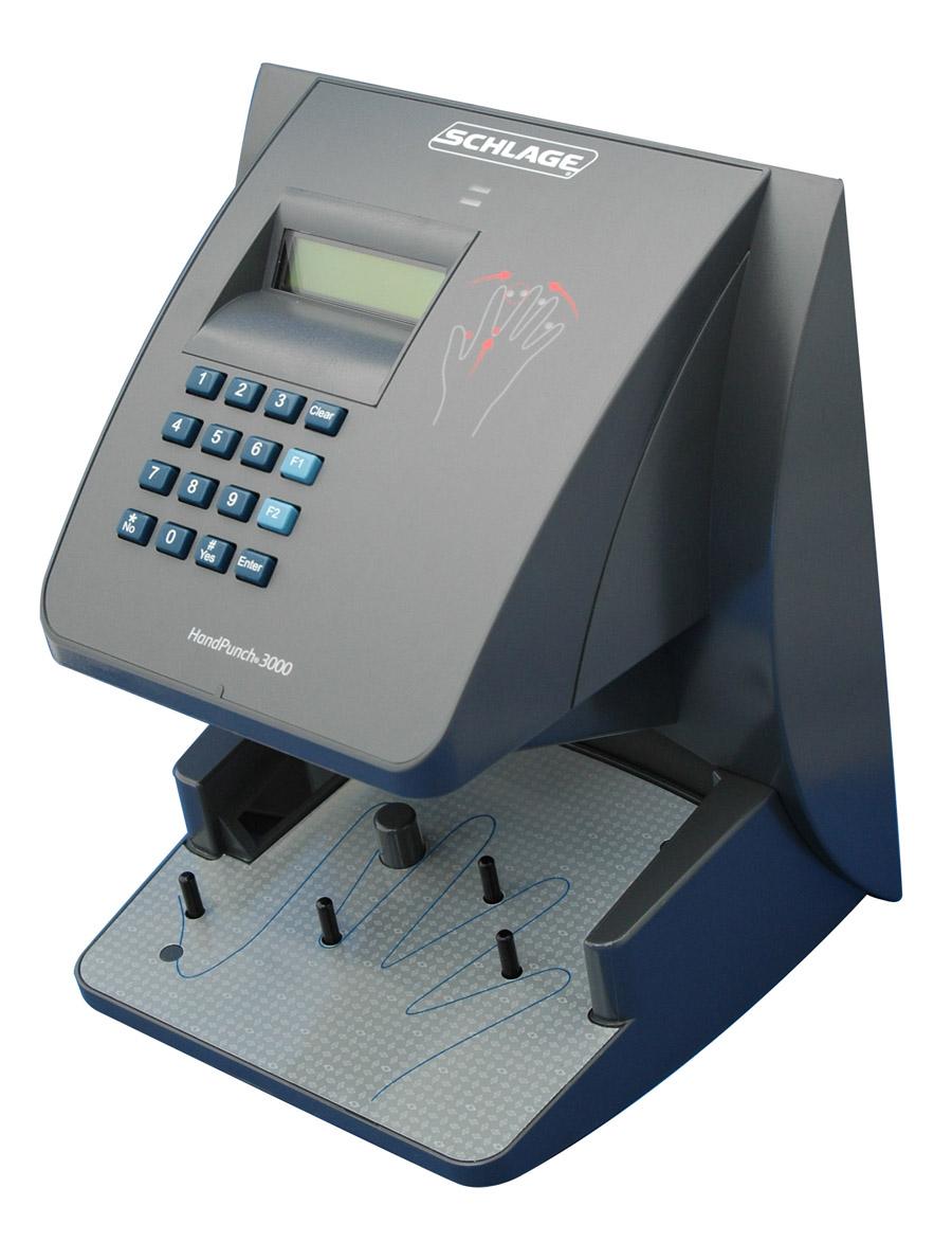 HandPunch HP-3000