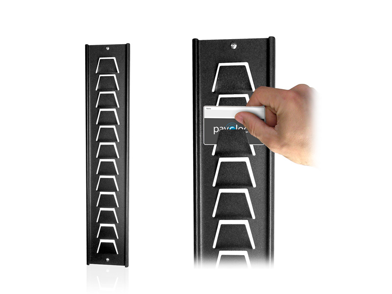 Badge Rack 12 Capacity