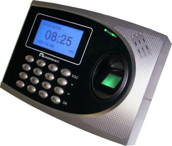 Acroprint timeQplus V4 Biometric System